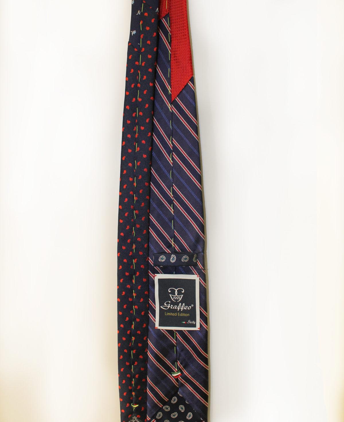 Cravatta Graffeo Buzzitta Stile