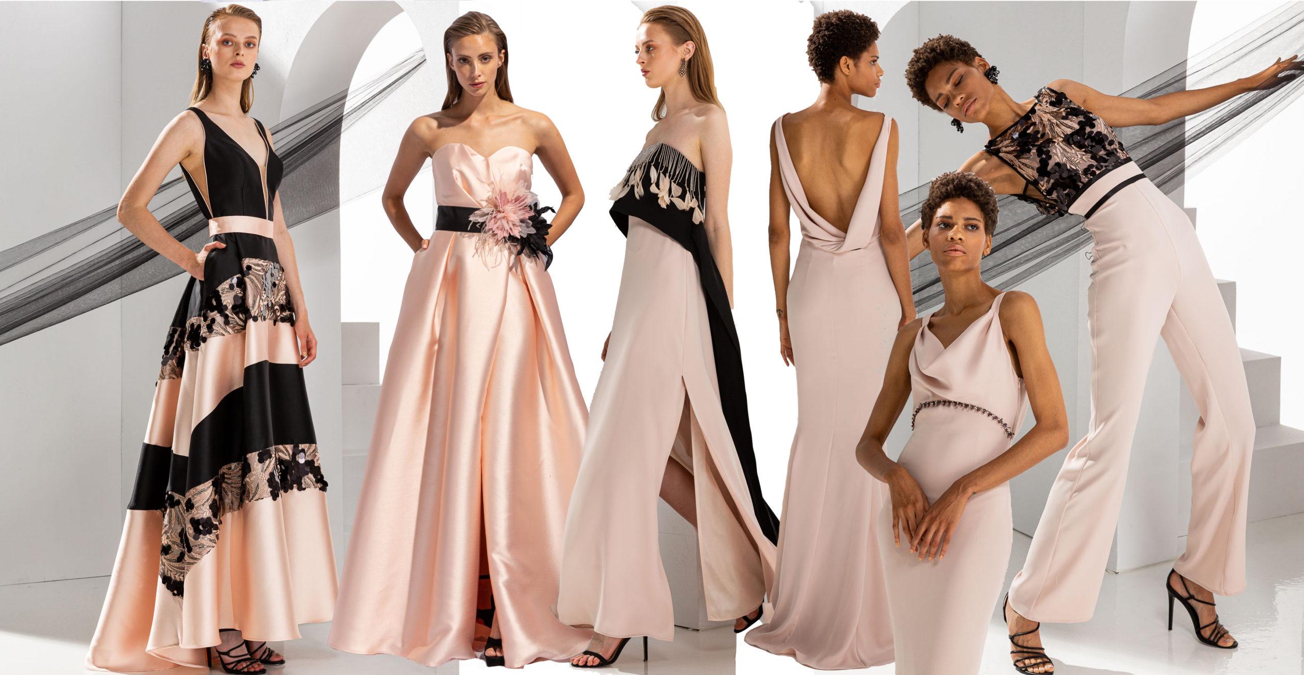 Tendenze moda 2020: Cipria e Nero Buzzitta Stile