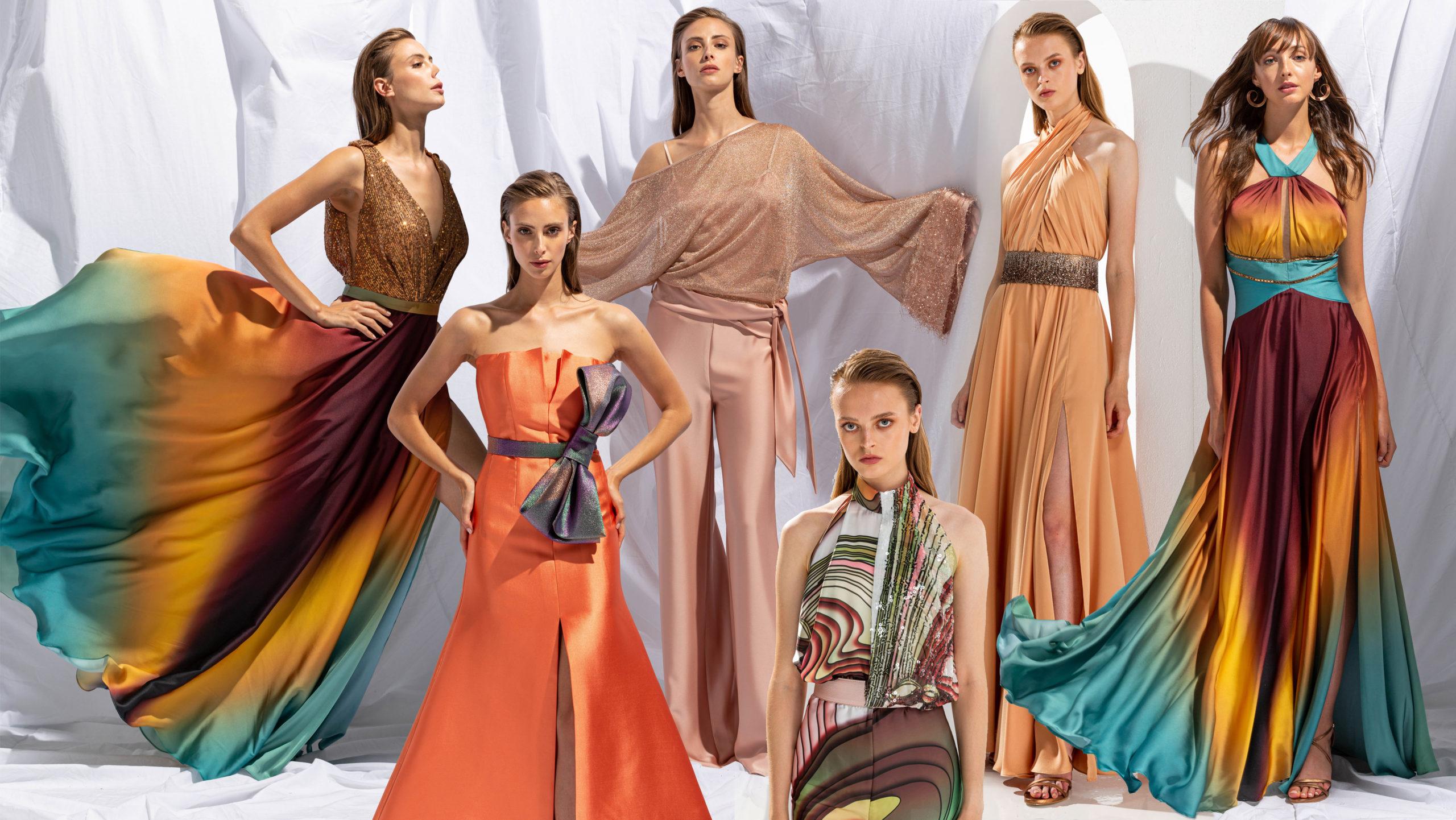 Tendenze moda 2020: colori caldi e colori freddi Buzzitta Stile