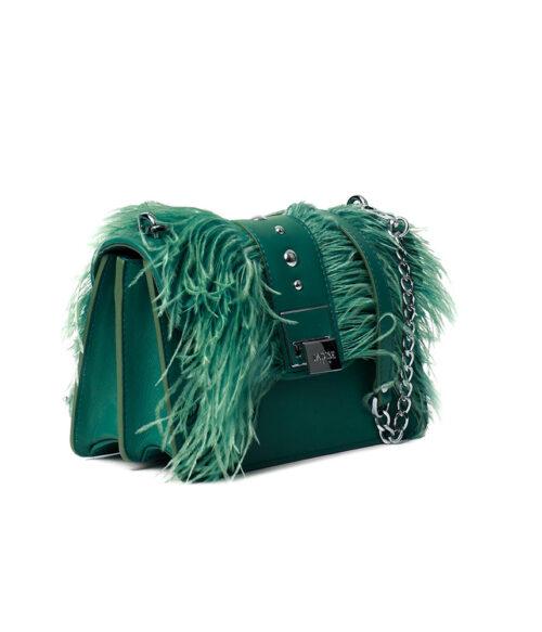 2-Mini-bag-Lily-Big-tracollina-Plumage-Green-Ar
