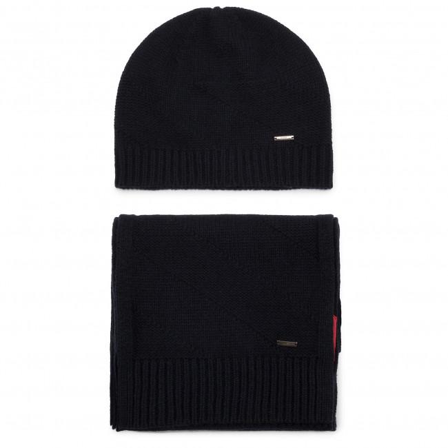 Set regalo composto da cappello e sciarpa Buzzitta Stile