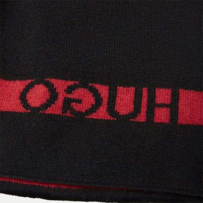 Sciarpa reversed in misto lana con cashmere Buzzitta Stile